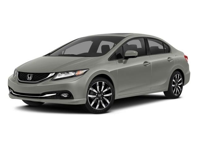 2014 honda civic sedan ex l kia dealer in tampa fl new for Honda dealership st petersburg fl