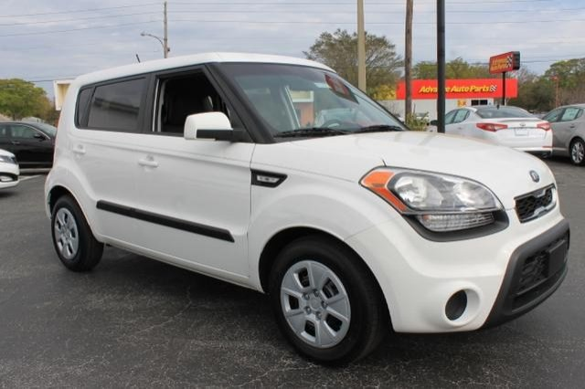 2013 Kia Soul Wagon Available At St Petersburg Kia St